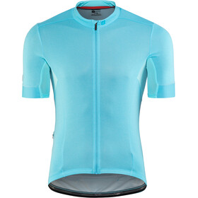 Bontrager Velocis Cycling SS Jersey Herre azure